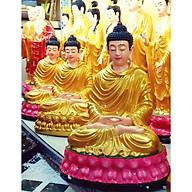Tượng Phật Bổn Sư Thích Ca 50cm thumbnail