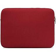 Túi Chống Sốc Laptop Macbook 11 -13 -14 -15 inch siêu mỏng hình trơn coler I10 thumbnail