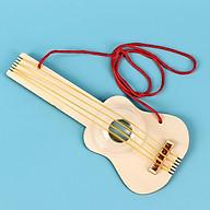 Bộ Lắp Ghép Bằng Gỗ Đàn Guitar Theo Phương Pháp Giáo Dục thông minh thumbnail