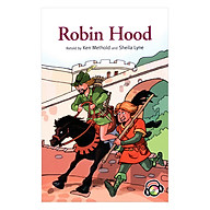Compass Classic Readers 2 Robin Hood (With Mp3) (Paperback) thumbnail