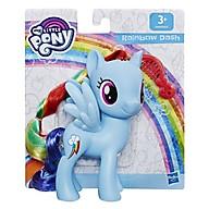 Đồ chơi MYLITTLEPONY Rainbow Dash khổng lồ 15cm E6849 E6839 thumbnail