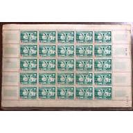 Bloc tem sống Việt Nam xưa nguyên khối 50 con tem chân dung người dân sưu tầm thumbnail