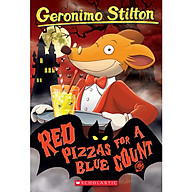 Geronimo Stilton Book 7 Red Pizzas for a Blue Count thumbnail