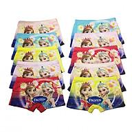 Combo 10 quần chíp đùi elsa 3D mẫu mới cực đẹp cho bé gái - màu ngẫu nhiên thumbnail