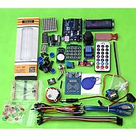 Combo Bộ Kít Arduino Uno R3 Full V2 thumbnail