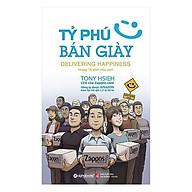 Sách - Tỷ Phú Bán Giày (Tái Bản 2021) thumbnail