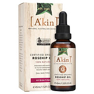 A kin Certified Organic Rosehip Oil 45ml thumbnail