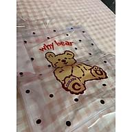 Túi trong plastic đa năng gấu nâu thumbnail