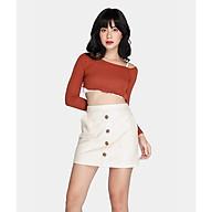 HNOSS Váy da mini 65% Coton 35% Polyester CMA12010034NM thumbnail