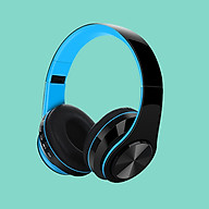 Tai nghe chụp tai bluetooth chống ồn GS-H3 cao cấp, headphone bluetooth chụp tai có mic đàm thoại tiện lợi, tai nghe bluetooth chụp tai phong cách trẻ trung, tai nghe bluetooth không dây pin cực khỏe bluetooth 5.0 cao cấp thumbnail