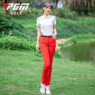 Quần dài golf nữ PGM cao cấp thumbnail
