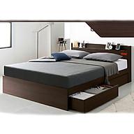 Giường ngủ ALALA 1m6 x 2m cao cấp - Thương hiệu alala.vn - ALALA36 thumbnail