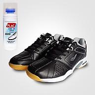 Giày cầu lông XPD chính hãng ma 803 ma u đen - Tặng bình làm sạch giày cao cấp thumbnail