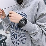 Đồng hồ thể thao nam nữ thời trang khẳng định cá tính và trẻ trung ZO68 thumbnail
