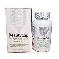 Viên uống bổ sung Collagen BeautyCap giúp làm đẹp da chống lão hoá thumbnail