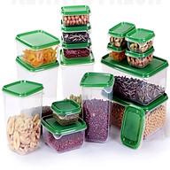 Hộp đựng thực phẩm để tủ lạnh 17 hộp thumbnail