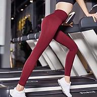 Quần Tập Gym,Yoga Nữ Cao Cấp - Quần Dệt thumbnail
