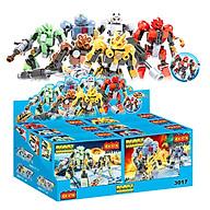 Mô Hình Cogo Các Loại Robot 3017 (Giao Mẫu Ngẫu Nhiên) thumbnail