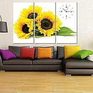 Tranh treo tường, tranh nghệ thuật NT160 bộ 3 tấm ghép thumbnail