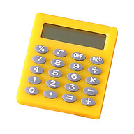 Mini Calculator 8-Digit Display Pocket Size Calculator Battery Powered Random Color for Children School Students Office thumbnail