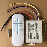 Bộ điều khiển thiết bị điện từ xa 4 kênh 220VAC thumbnail