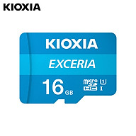 KIOXIA 64GB TF(Micro SD) Memory Card U1 100MB s Reading Speed HD Video Waterproof Memory Card for thumbnail