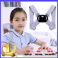 Đai Chống Gù Lưng Rung Nhật Bản, dành cho trẻ em, học sinh, trẻ nhỏ thumbnail