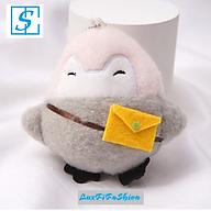 Móc Khóa Chim Cánh Cụt siêu cute, móc khóa treo túi cặp, balo cực xinh MÃ FSP839 thumbnail