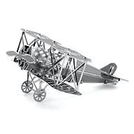 Mô Hình 3D Kim Loại Lắp Ráp Máy Bay Chiến Đấu Fokker [Chưa lắp] thumbnail