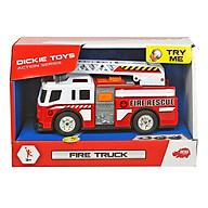 Đồ Chơi Xe Cứu Hỏa Dickie Toys Fire Truck (15 cm) thumbnail