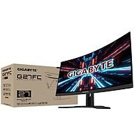 Màn hình LCD GIGABYTE G27FC-EK (1920 x 1080 VA 165Hz 1 ms FreeSync, G-Sync compatible) - Hàng Chính Hãng thumbnail
