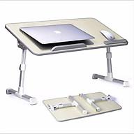 Bàn Kê laptop macbook Đa Dụng - Stand N Type Adjustable Height Table - HanruiOffical thumbnail