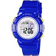 Đồng hồ trẻ em bé gái Synoke 9568 thumbnail
