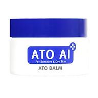 Sáp dưỡng da ngăn ngừa chàm da an toàn và lành tính ATO AI balm 29g thumbnail