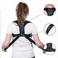 Đai chống gù lưng trẻ em cải thiện vóc dáng posture corrector [tặng kèm 2 tấm trợ lực] thumbnail