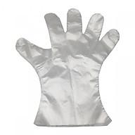 Combo 100 Găng tay nilon dùng 1 lần tiện lợi Milliken NL-3132 thumbnail