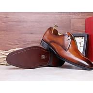 Giày Tây Nam Công Sở Da Cao Cấp Sang Trọng MS thumbnail