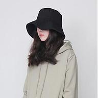 Mũ bucket Tai Bèo trơn Vải Cotton Thời Trang Cho Nam Và Nữ thumbnail