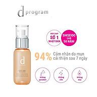 Sữa dưỡng D Program cải thiện da mụn Acne Care Emulsion 100ml thumbnail