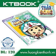 Gói 10 cuốn Tập Vở Học Sinh Cao Cấp chuyên rèn chữ đẹp Thần Đồng KTBOOK giấy trắng không lem ĐL 120 - 96 trang thumbnail