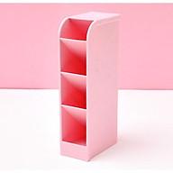 Kệ nhựa 4 tầng cỡ lớn đựng đồ siêu tiện ích, đa năng giá rẻ cho học sinh viên thumbnail