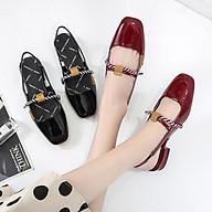 Giày nữ bệt quai hậu thumbnail