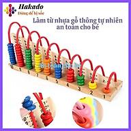 Bản tính cầu vồng - đồ chơi giúp bé học toán thumbnail
