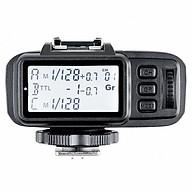Điều khiển đèn Godox X1T-C-TTL 2.4G Wireless Flash Trigger cho Canon - Hàng Chính Hãng thumbnail