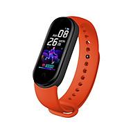 Vòng tay thông minh Mi5 chống nước, đo nhịp tim, huyết áp dùng trong thể thao thumbnail