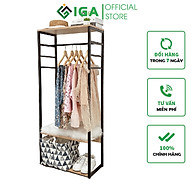 Tủ treo quần áo S Hanger Phong Cách Hàn Quốc - GM08 thumbnail
