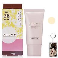 Kem trang điểm sáng da Naris Natural Beauty CC Cream Nhật Bản 30ml ( 01 Lvory Yellow) + Móc khóa thumbnail