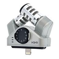 Máy ghi âm cho điện thoại IPHONE IPAD ZOOM IQ6 thumbnail