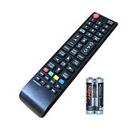 Remote Điều Khiển Dành Cho TV LCD, TV LED SAMSUNG AA59-00607A Grade A+ (Kèm Pin AAA Maxell) thumbnail