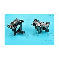 Bộ 2 Nút Bấm Cơ Chơi Game Sinh Tồn PUBG ROS Gamepad Mẫu Sói Bay Flying Wolf Kim Loại thumbnail